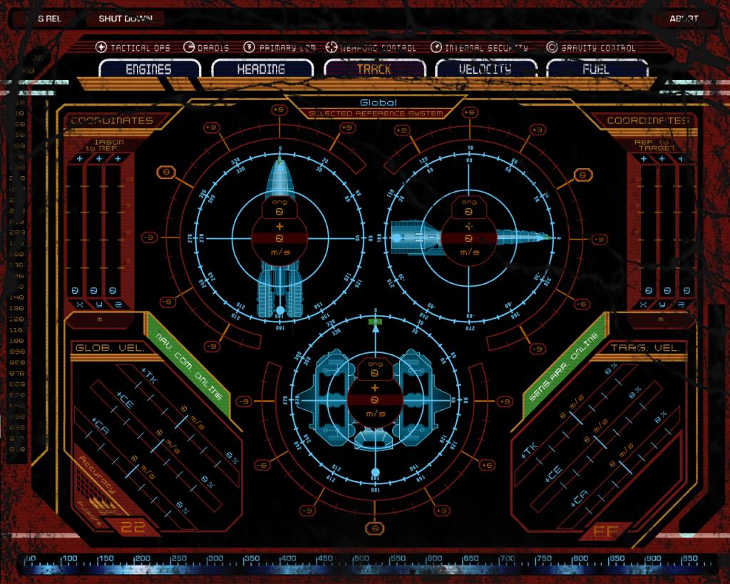 Bilder der Twelve Colonies Software, welche uns als Grundlage dienen wird.