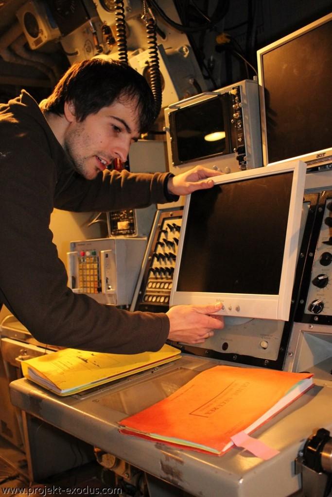 Installation der Hardware